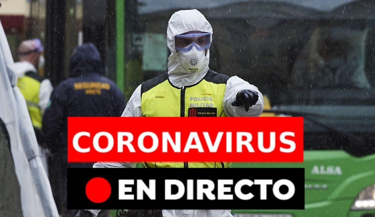 Coronavirus: Última hora del coronavirus en España y noticias de hoy, en directo | Coronavirus Discover