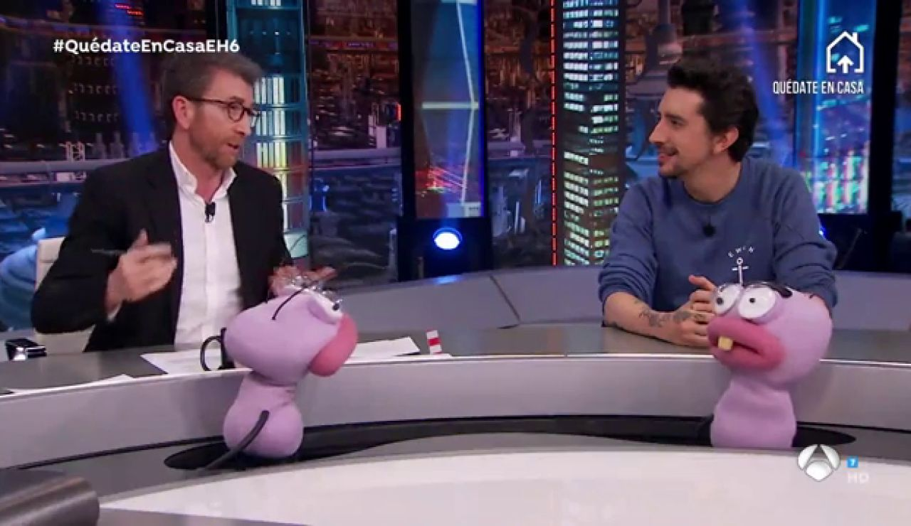 ¿A qué colaborador se 'parece' Sergio Ramos? Las sorprendentes transformaciones de Trancas y Barrancas