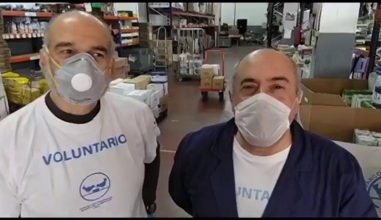 El Banco de Alimentos de Vigo, más necesario que nunca durante la crisis por coronavirus