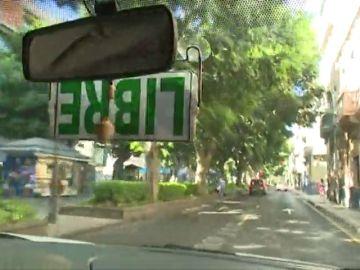 Los taxistas reclaman ayudas ante la falta de trabajo por las medidas contra el coronavirus
