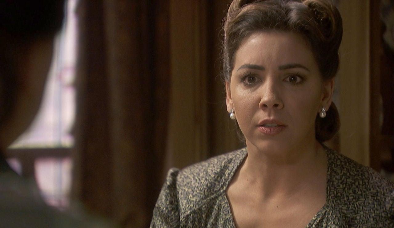 'El secreto de Puente Viejo': La agitada discusión entre Emilia y Doña Francisca