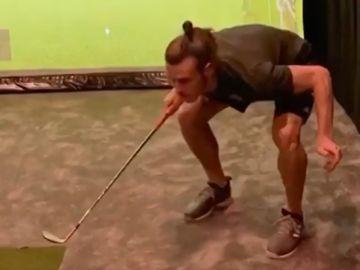 El reto viral de Bale