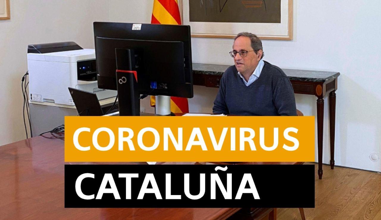Coronavirus Cataluña: Última hora del coronavirus en Barcelona hoy, en directo