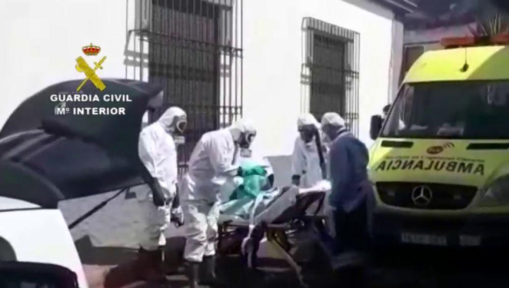 Detenido por segunda vez en 48 horas tras escupir a la Guardia Civil en Canarias diciendo que tenía coronavirus