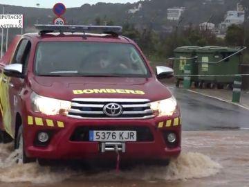 Además del coronavirus preocupan también las graves inundaciones en zonas de Castellón y Málaga