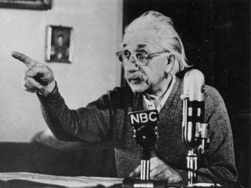 Efemérides del 18 de abril 2020: Albert Einstein