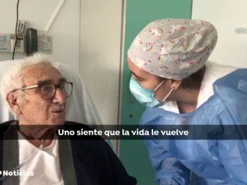 Miguel 95 años