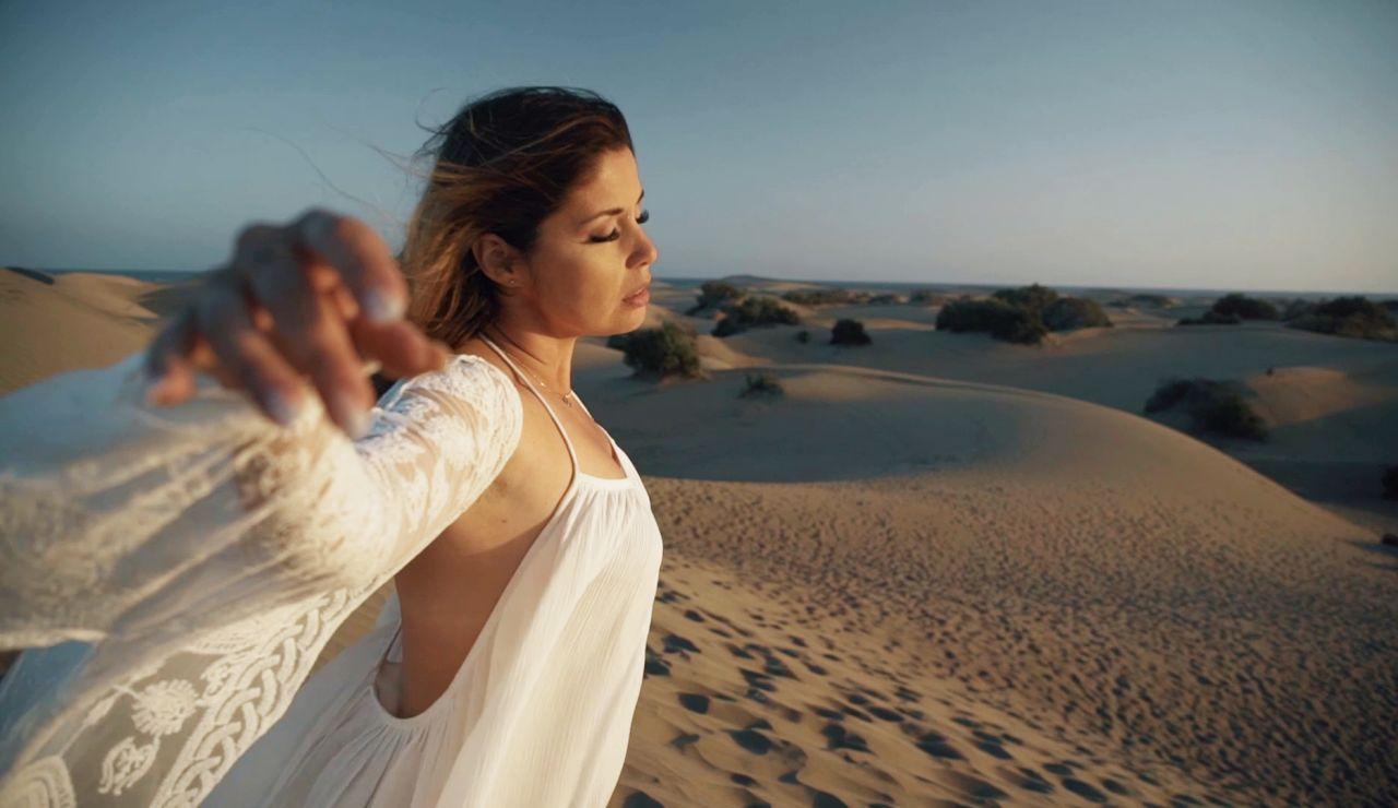 Cristina Ramos derrocha talento en el estreno de su tema inédito 'Survivors'
