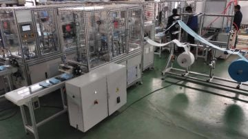 Máquinas para hacer mascarillas