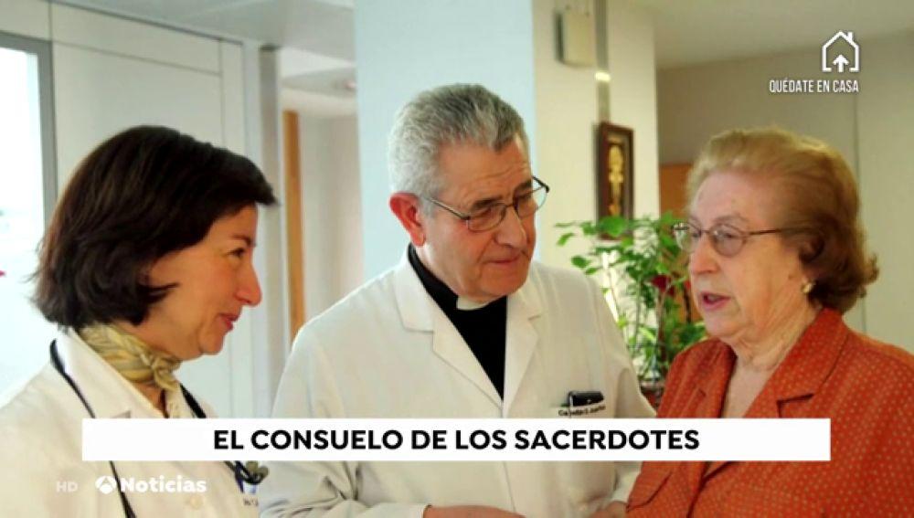 Don José, uno de los 20 capellanes que han muerto por coronavirus dando a apoyo a los enfermos hasta su final