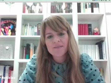 Rebeca Cordero, profesora de Sociología