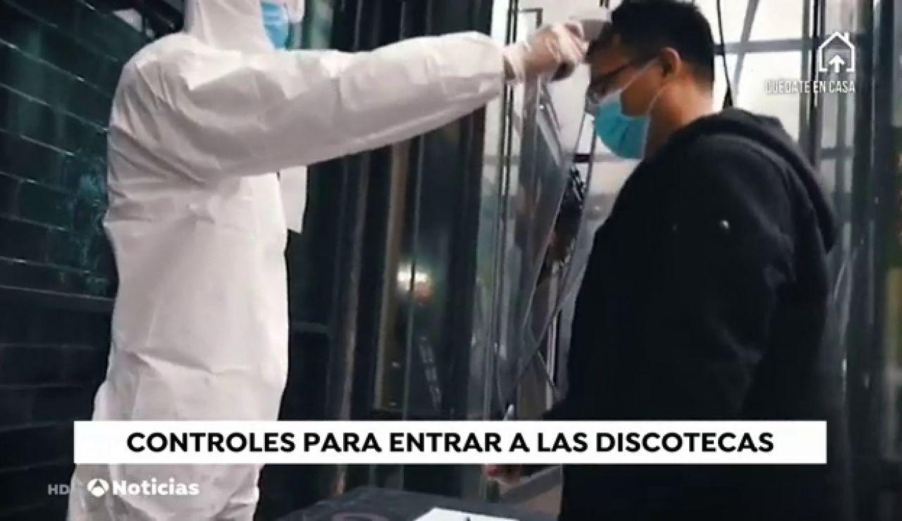 El modelo de las discotecas en China que las empresas piden que se copie en España tras el confinamiento por coronavirus