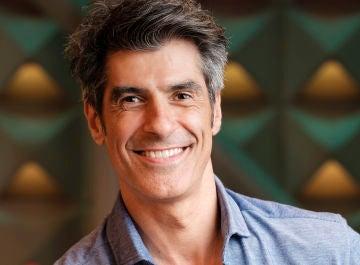 Jorge Fernández, presentador de 'La ruleta de la suerte'