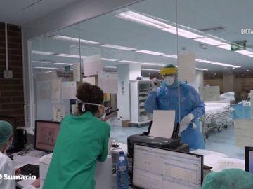 El Tribunal Supremo ordena al Gobierno distribuir material de protección a los sanitarios frente al coronavirus