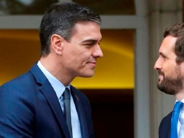 Noticias de la mañana (20-04-20) Pedro Sánchez pedirá hoy a Pablo Casado por videoconferencia que se sume al pacto de reconstrucción tras el coronavirus