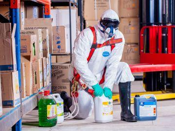 Día de la Seguridad en el Trabajo 2020: Cómo mantener la seguridad y la salud del trabajo durante el confinamiento por el coronavirus