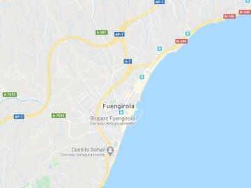 Seísmo en Fuengirola.