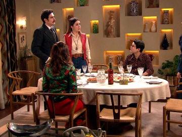 Inma y Mateo apuestan por Armando y se alejan de Lourdes