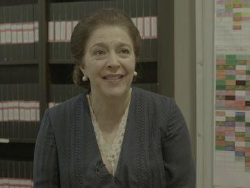 María Bouzas reconoce a qué personaje ha hecho más daño Francisca Montenegro