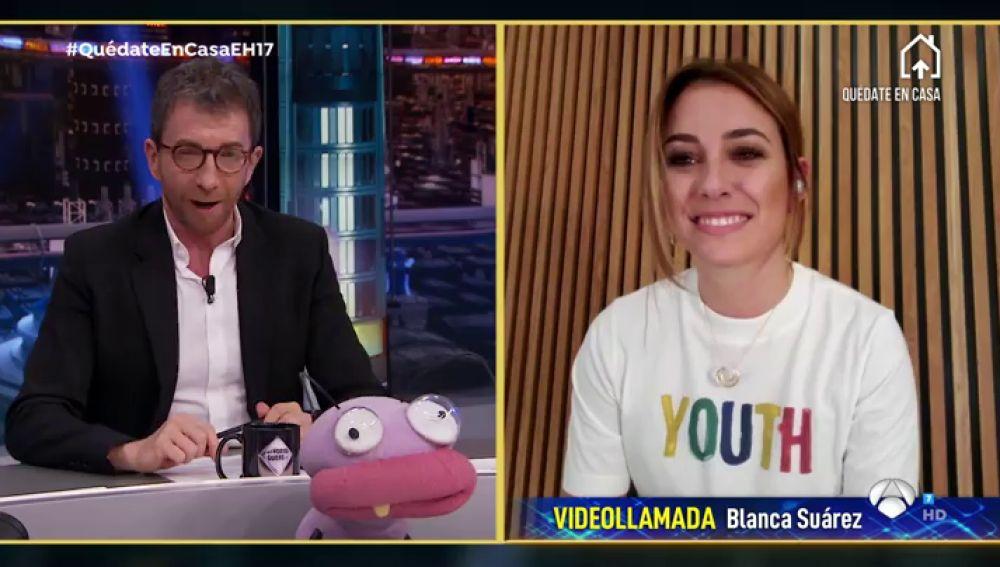 Blanca Suárez explica el significado de sus tatuajes después de un especial recuerdo