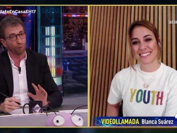 Blanca Suárez confiesa su renacida afición por el yoga durante el confinamiento