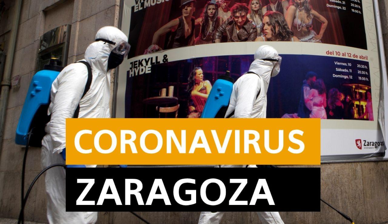 Coronavirus Zaragoza: Últimas noticias de hoy 21 de abril, en directo