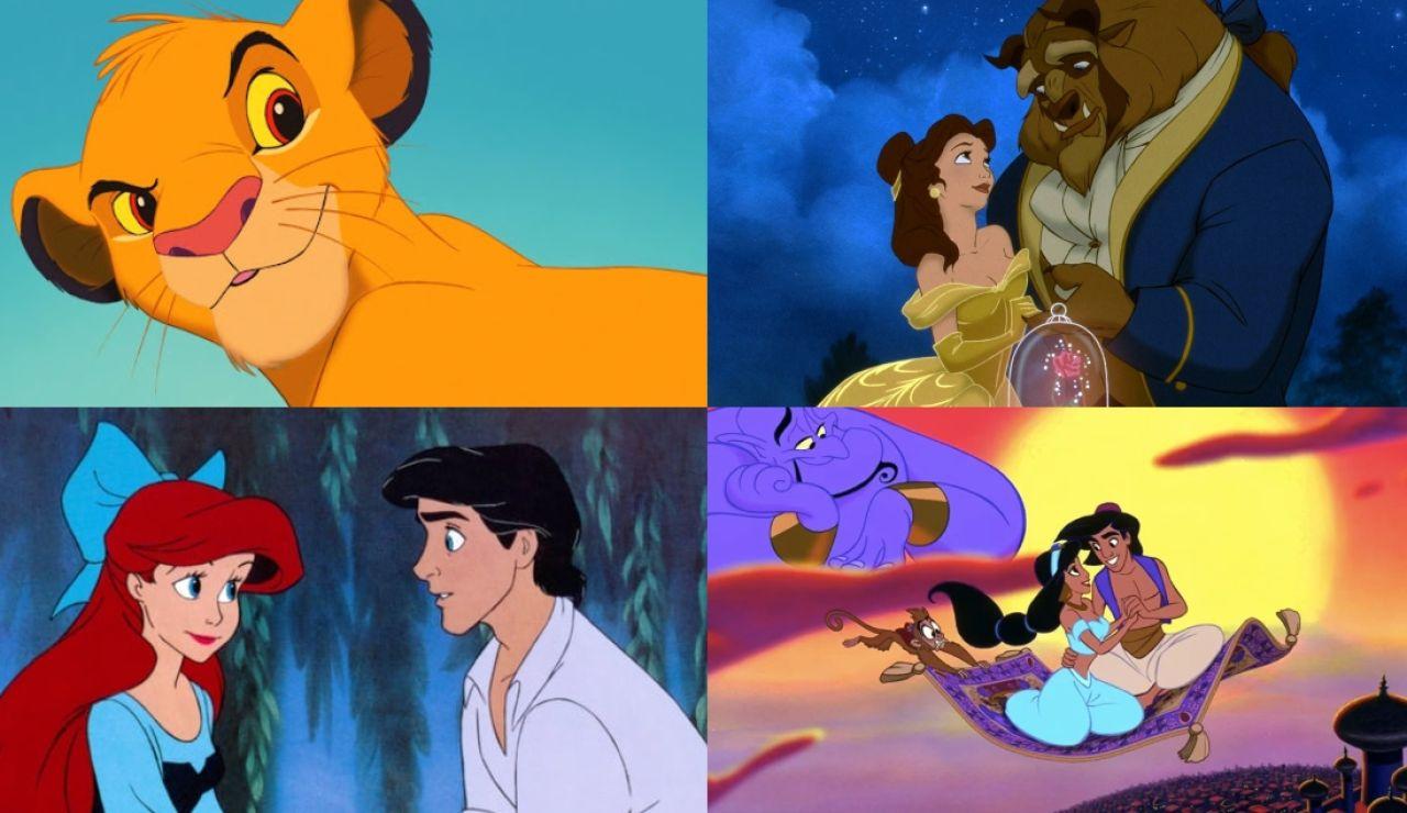 Películas clásicas Disney