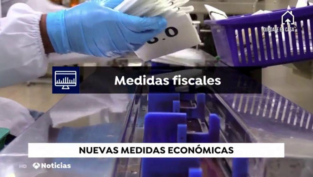Así es el nuevo paquete de medidas económicas aprobadas por el Gobierno para amortiguar el impacto económico del coronavirus
