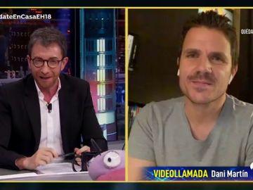 Dani Martín desvela en 'El Hormiguero 3.0' el motivo por el que ha perdido peso
