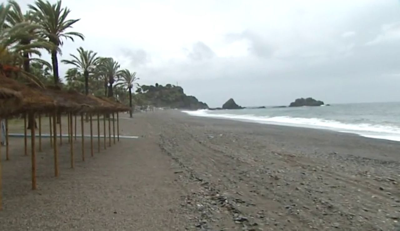 La Herradura, en la Costa Tropical de Granada, se ofrece como destino turístico piloto libre de coronavirus