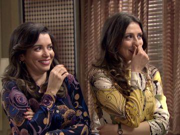 El divertido plan de Amelia y Marina contra Benigna