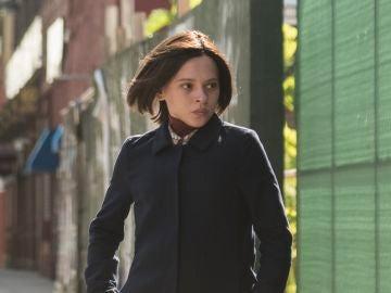 Shira Haas como Esty Shapiro en 'Unorthodox'