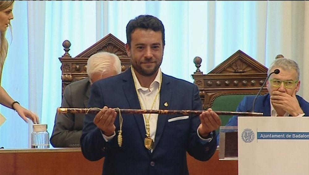 Alcalde de Badalona.