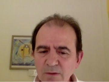 Salvador Oyonarte, gerente de la Red Andaluza de Medicina transfusional y tejido