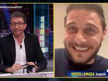 Disfruta de la entrevista completa a Joaquín Sánchez en 'El Hormiguero 3.0: Quédate en casa'