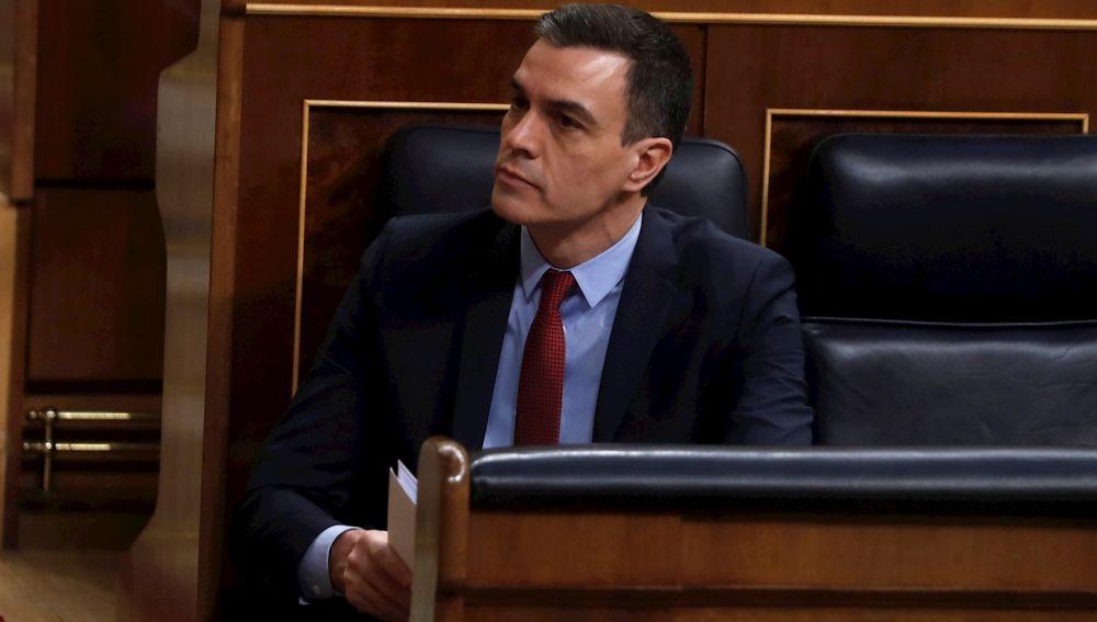 Sesión de control al Gobierno, en directo: Pedro Sánchez explica en el Congreso el plan de desescalada