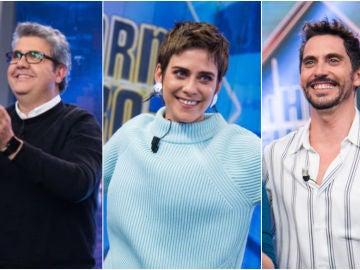 Florentino Fernández y los hermanos Paco y María León abren el lunes la nueva semana de  'El Hormiguero 3.0: quédate en casa'