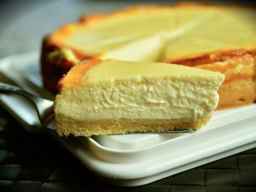 Receta de tarta de queso de Cristina Pedroche