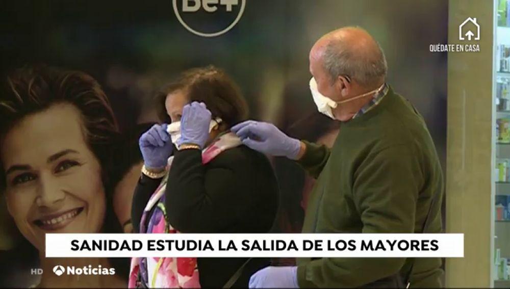 """Salvador Illa asegura que están trabajando para que las medidas de alivio por el coronavirus lleguen """"cuanto antes"""" a los mayores"""