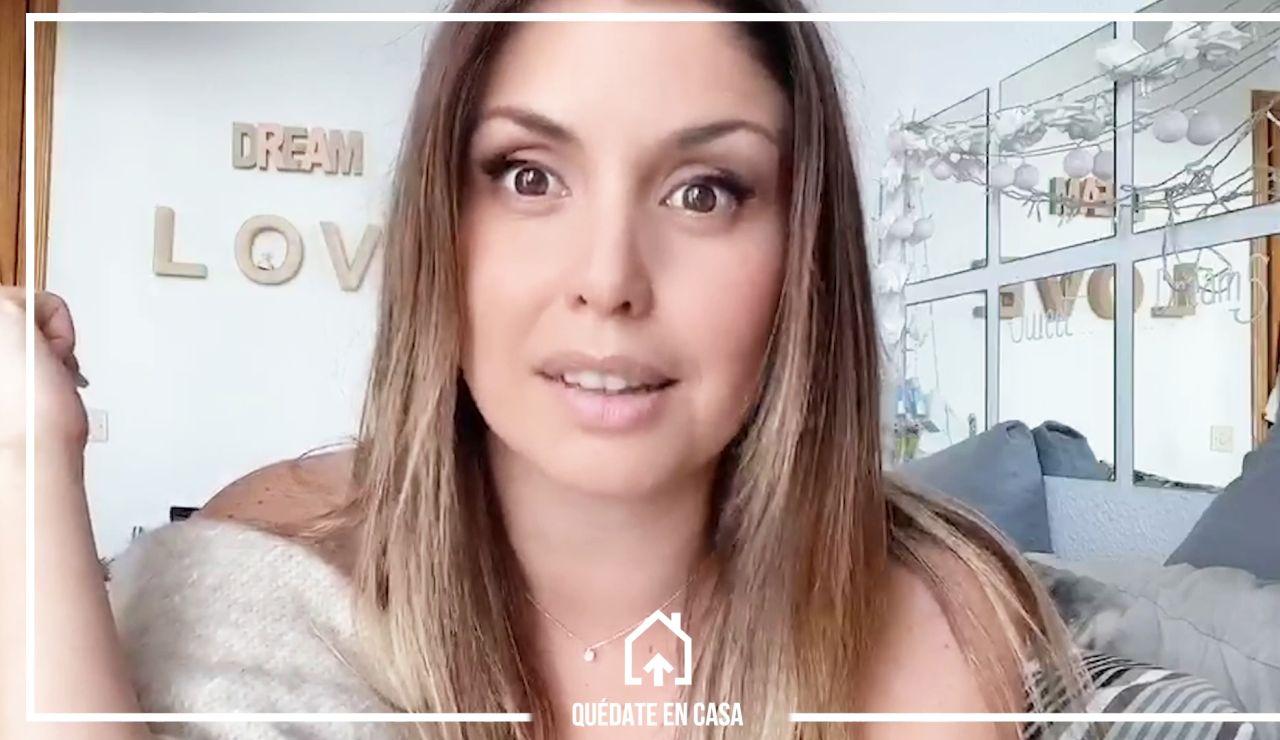 Encerrados con Cristina Ramos: ¿cómo redecorar el dormitorio durante la cuarentena?