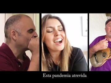 ¡Talento y potencia! Cristina Ramos conquista con su espectacular voz cantando 'folías al oído'
