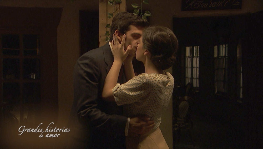La historia de amor imposible entre Tomás y Marcela, con Alejandro Vergara