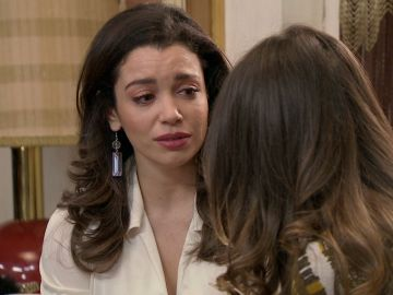 Amelia, más hundida que nunca al ver como su vida se desmorona