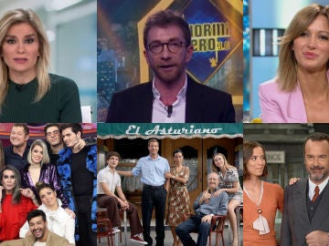 Programas y series de Antena 3