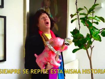"""La parodia de Los Morancos a ritmo de 'Ya no puedo más' por el coronavirus: '""""Quiero salir, déjame Simón"""""""