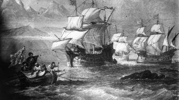 Efemérides 27 de abril: Muerte de Fernando de Magallanes