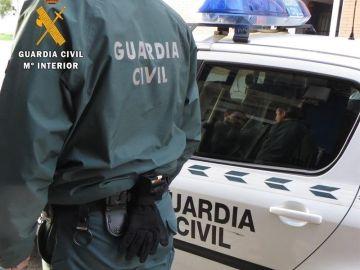 DAO Guardia Civil Pablo Moreno Salas