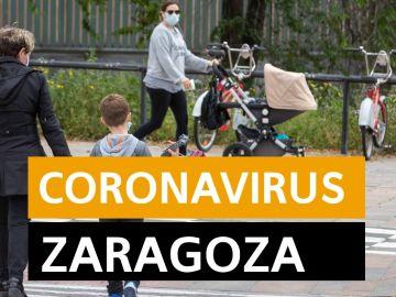 Coronavirus Zaragoza: Última hora y noticias de hoy lunes 27 de abril, en directo