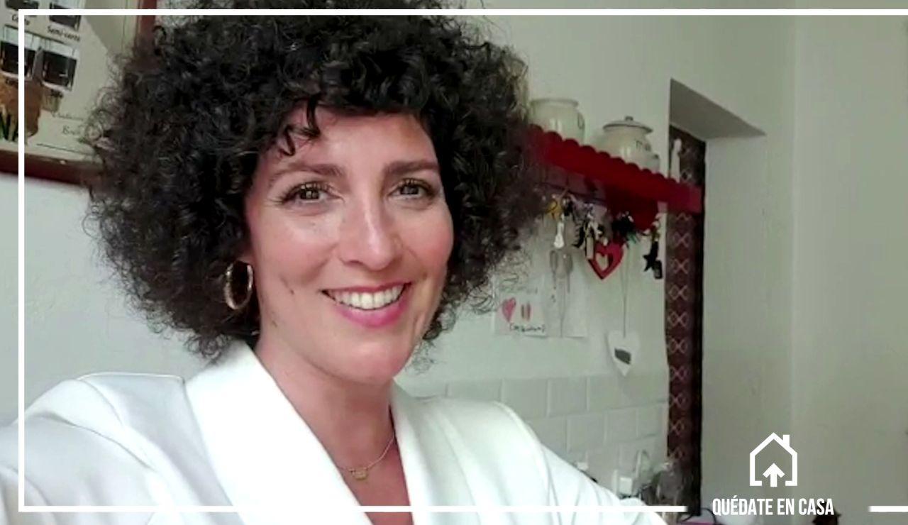 Encerrados con Rocío Madrid: recupera su imitación de El Fary para inventarse una genial coplilla sobre el coronavirus