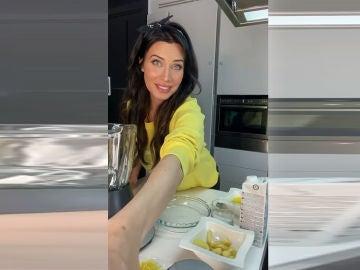 La mejor receta, sin harina ni levadura, que Pilar Rubio recomienda hacer durante la cuarentena
